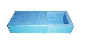 Caixas para 8 Brigadeiros - 20x11,5x4,5 / Azul Marinho