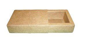 Caixas para 6 Brigadeiros - 16,5x11,5x4,5 / Kraft