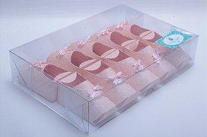 Sapatinhos para Lembrancinhas / Menina - 7x3,5x4