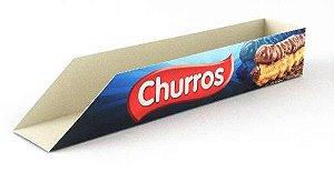 500 Caixas De Churros Mod. Premium