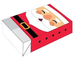 Caixa para 6 Brigadeiros - Natal Noel