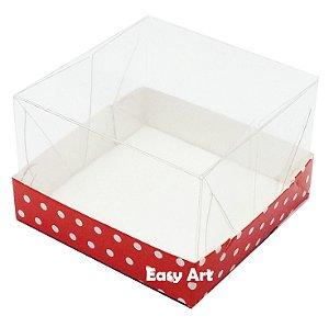 Caixinhas para Bem casados 6x6x4 - Pct com 10 Unidades