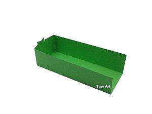 Embalagem para Fudje / Mini Churros - Verde Pistache