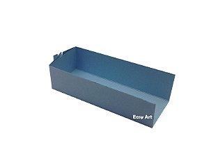 Embalagem para Fudje / Mini Churros - Azul Claro