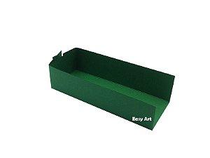 Embalagem para Fudje / Mini Churros - Verde Bandeira