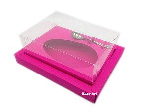 Caixa para Ovos de Colher 500g Pink - Linha Colors