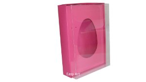 Caixas Ovos de Colher - 1K - Pink