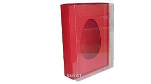 Caixas Ovos de Colher - 1K - Vermelho