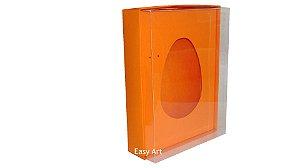 Caixas Ovos de Colher - 1K - Laranja