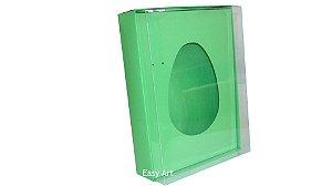 Caixas Ovos de Colher - 1K - Verde Pistache