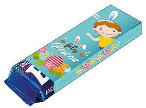 Capa para Caixa de Chocolate Bis
