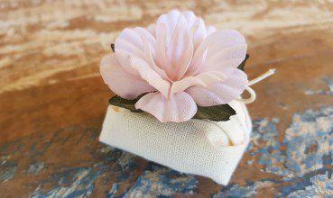 Mini Flores para Bem Casados / Tecido - Mini Bela
