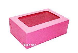 Caixas para 2 Bem Casados - Pink