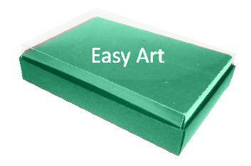 Caixas para 24 Mini Doces - Verde Bandeira