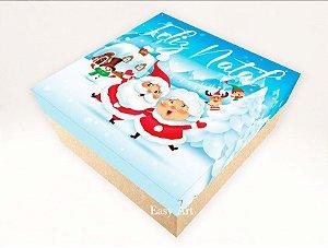 Festa na Caixa - Feliz Natal