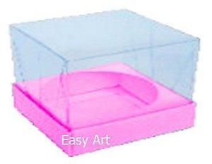 Caixa para Esferas de Sabonete - Pink