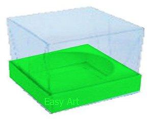 Caixa para Esferas de Sabonete - Verde Pistache