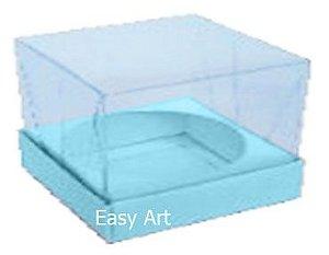 Caixa para Esferas de Sabonete - Azul Claro