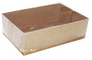 Caixas para 6 Brigadeiros - Kraft