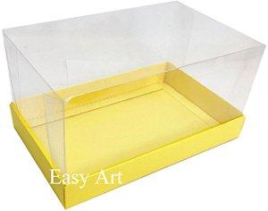 Caixa para Duas Canecas / Multiuso - Amarelo