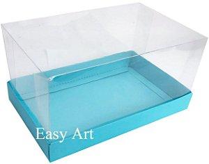 Caixa para Duas Canecas / Multiuso - Azul Tiffany