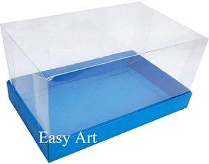 Caixa para Duas Canecas / Multiuso - Azul Turquesa