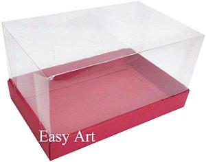 Caixa para Duas Canecas / Multiuso - Vermelho