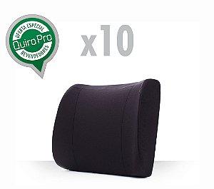 Kit com 10 Unidades de Suportes Lombar para Cadeira