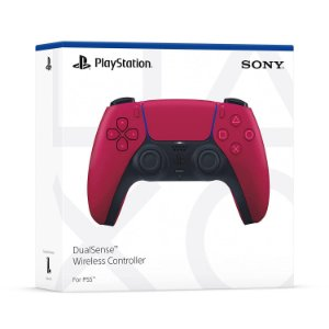 Controle PS5 Dualsense Cosmic Red Sony