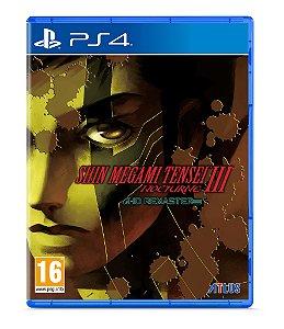 Shin Megami Tensei III Nocturne HD Remaster PS4 (EUR)