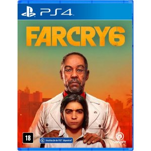 Far Cry 6 Edição Limitada PS4