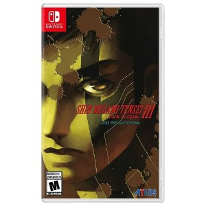 Shin Megami Tensei III Nocturne HD Remaster Nintendo Switch (US)