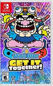 Warioware: Get It Together! Nintendo Switch (US)