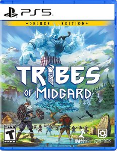 Tribes of Midgard Deluxe Edition PS5 (US)