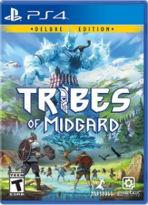 Tribes of Midgard Deluxe Edition PS4 (US)