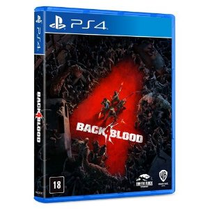 Back for Blood PS4