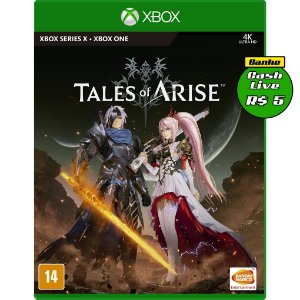 Tales of Arise Xbox