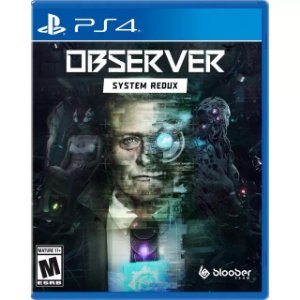 Observer: System Redux PS4 (US)