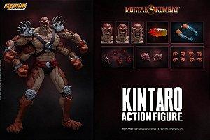 Kintaro Action Figure Mortal Kombat Storm Collectibles