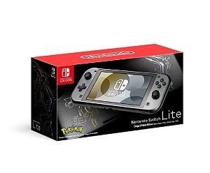 Console Nintendo Switch Lite Dialga & Palkia Edition
