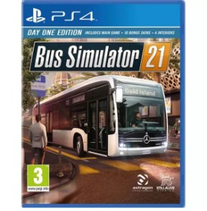Bus Simulator 21 Day One Edition PS4 (EUR)