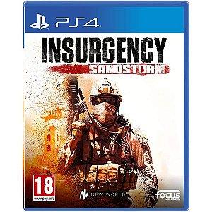 Insurgency Sandstorm PS4
