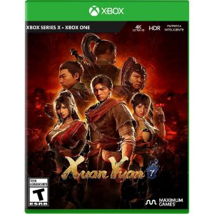 Xuan-Yuan Sword VII Xbox