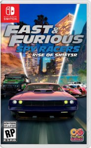 Fast and Furious Spy Racers Rise of Sh1ft3r Nintendo Switch
