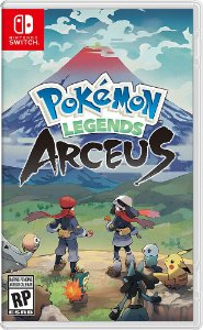 Pokémon Legends Arceus Nintendo Switch (US)