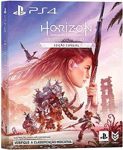 Horizon Forbidden West Edição Especial PS4