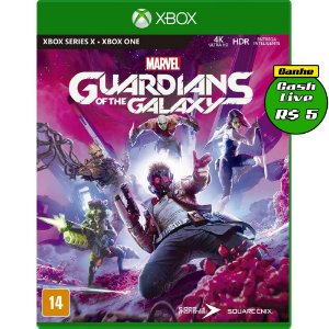 Marvel's Guardians of the Galaxy Xbox