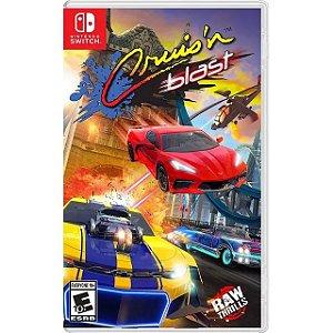 Cruis'n Blast Nintendo Switch (US)