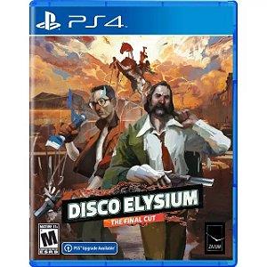 Disco Elysium The Final Cut PS4 (US)
