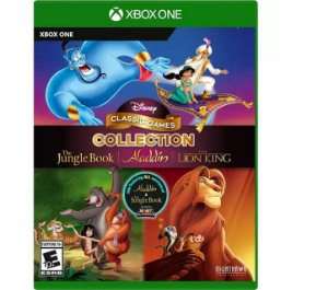Disney Classic Games Collection: The Jungle Book, Aladdin and the Lion King Xbox (US)